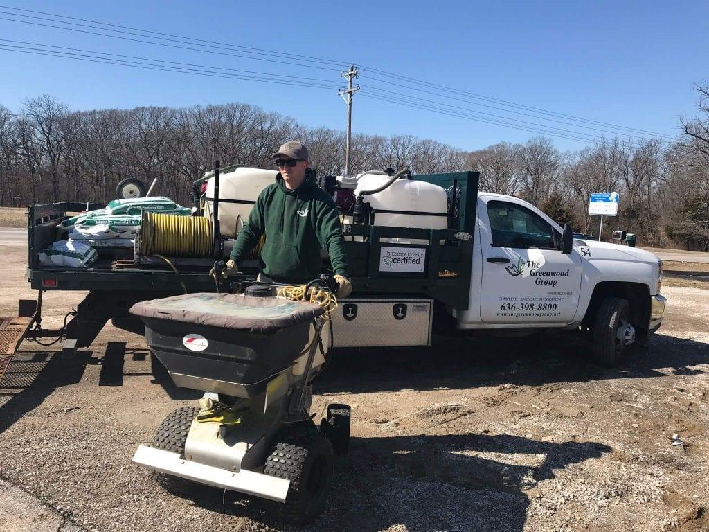 St. Charles, Missouri Commercial Landscape Maintenance